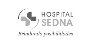 Logotipo Hospital SEDNA