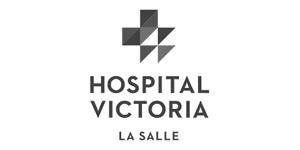 Logotipo Hospital Victoria La Salle