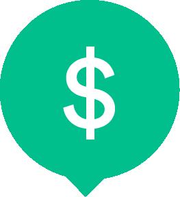 Simbolo de dinero