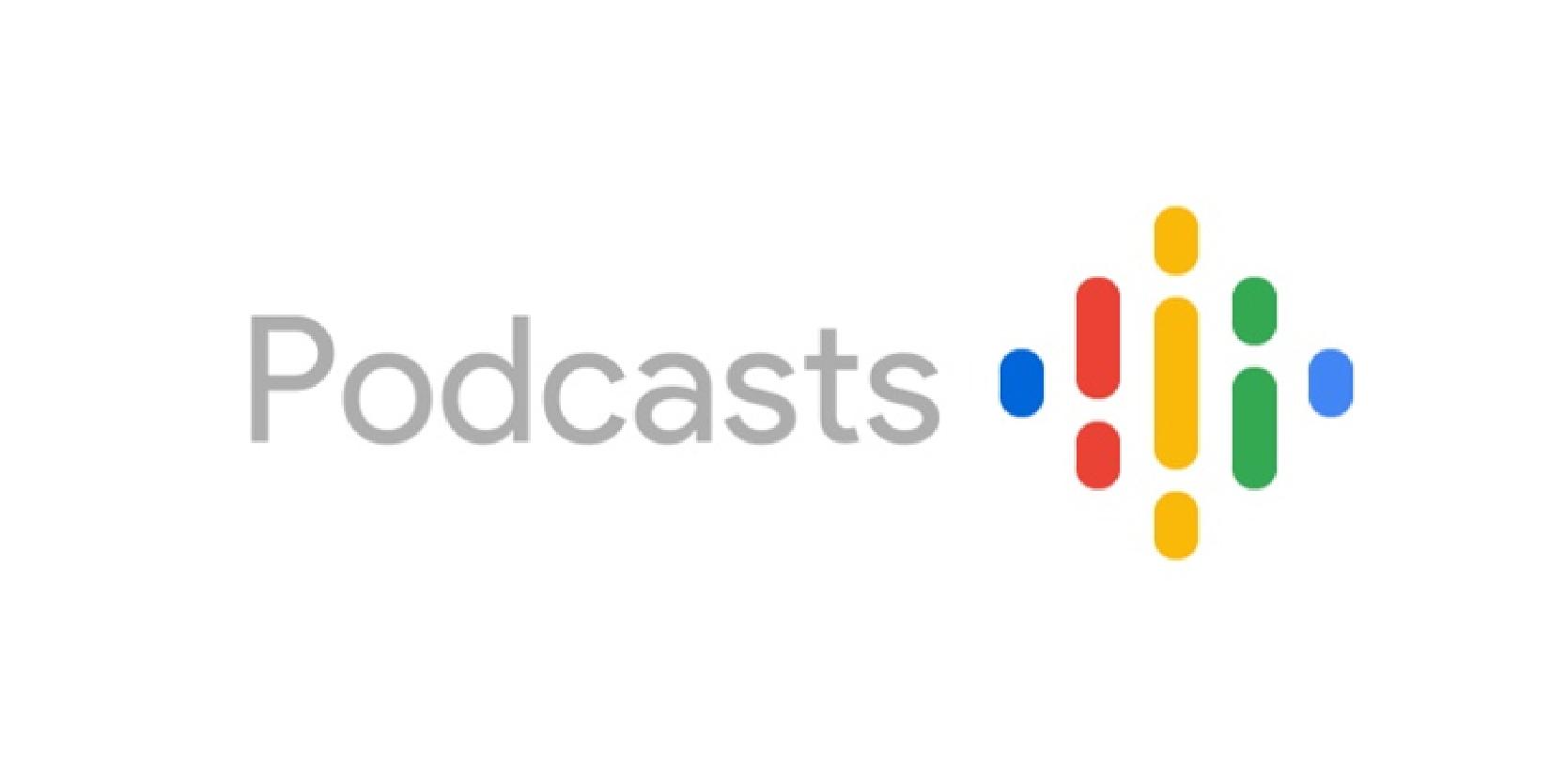 Logotipo Google Podcasts