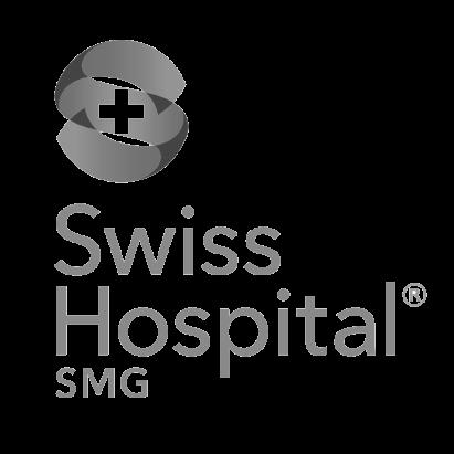 swiss hospital logo