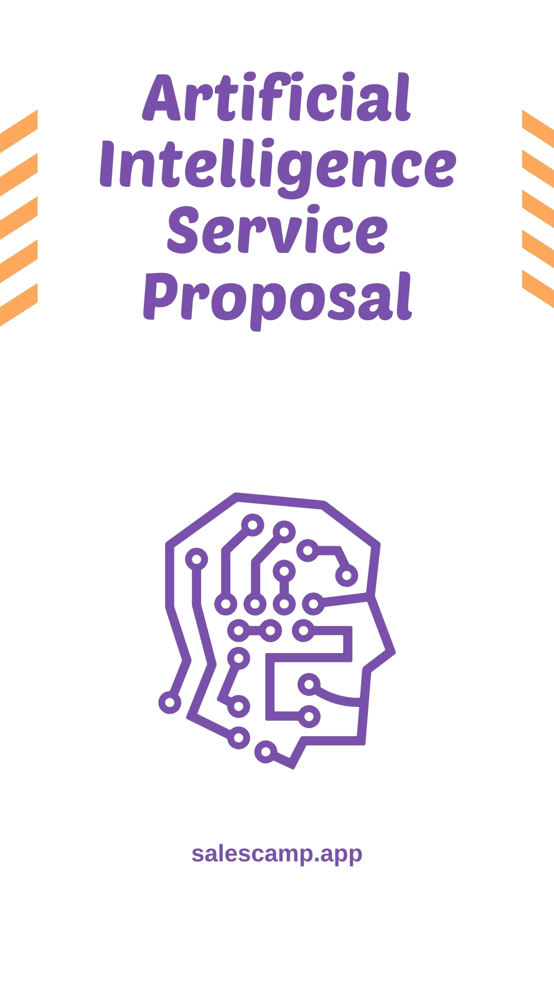 Artificial Intelligence Service Proposal