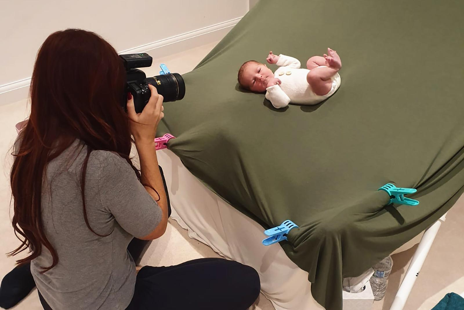 Baby photographer in Bromley, Bickley, Orpington, Petts Wood and surrounding areas in Kent