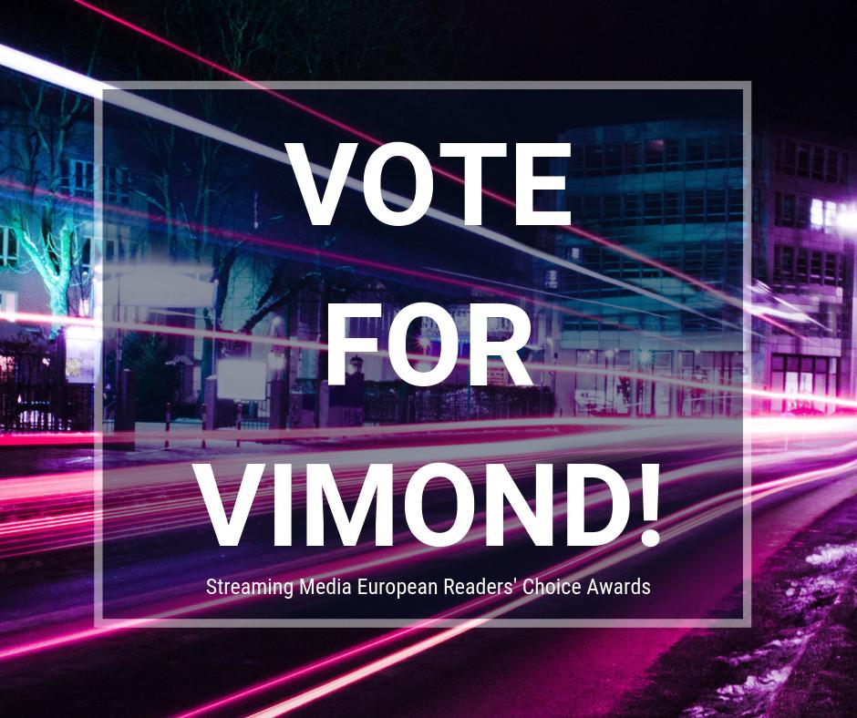 Vote for Vimond! (1)