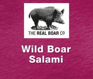 Wild Boar Salami