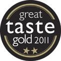 2011 Great Taste Gold 2 Star Award for Wild Boar Salami with Sloe Gin