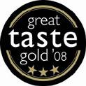 2008 Great Taste Gold 3 Star Award for Wild Boar Salami