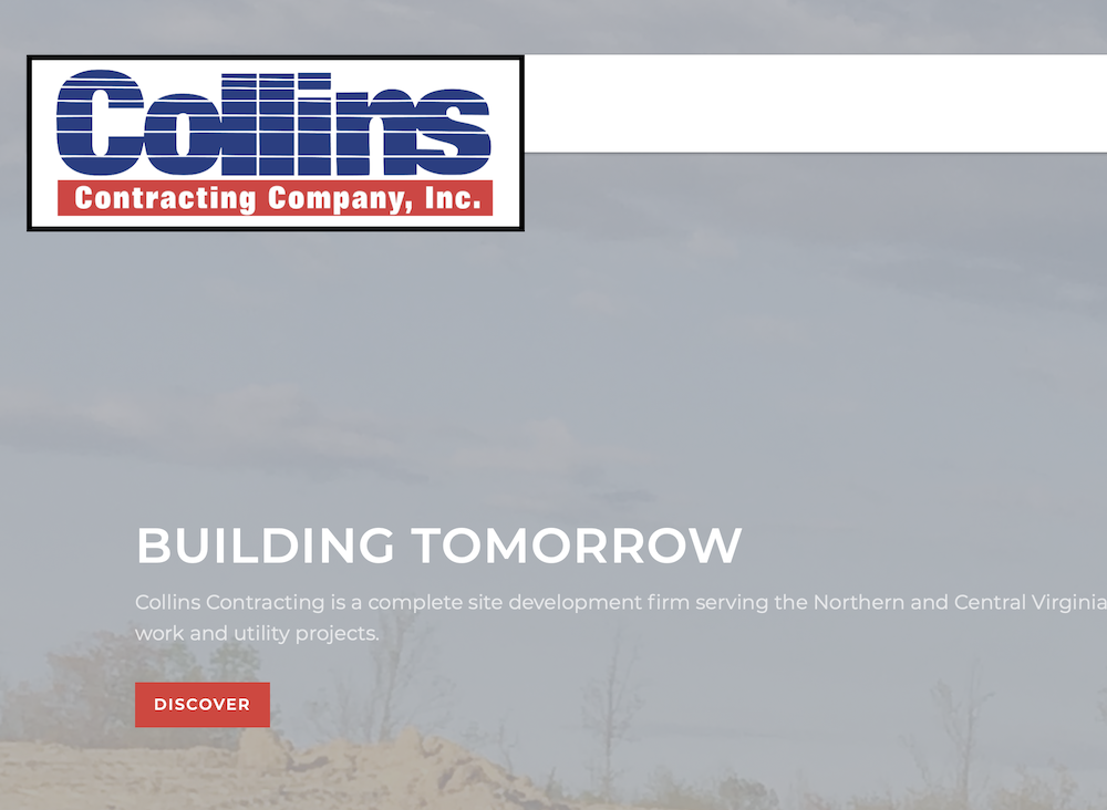 A link to our client: Collins Contracting Company