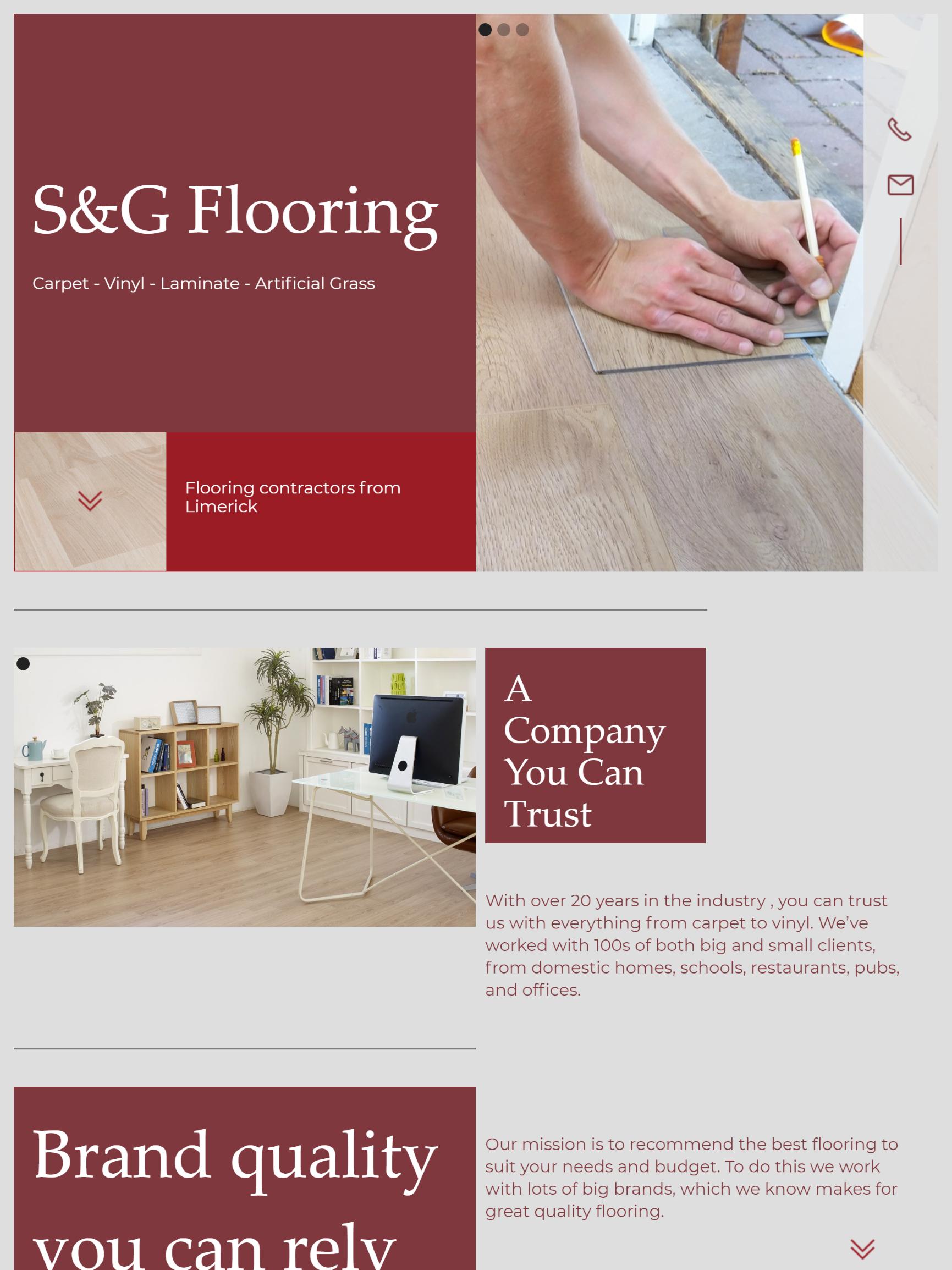 S & G Flooring Limerick