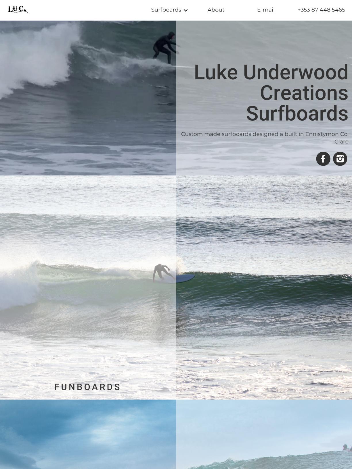Luke Underwood Creations
