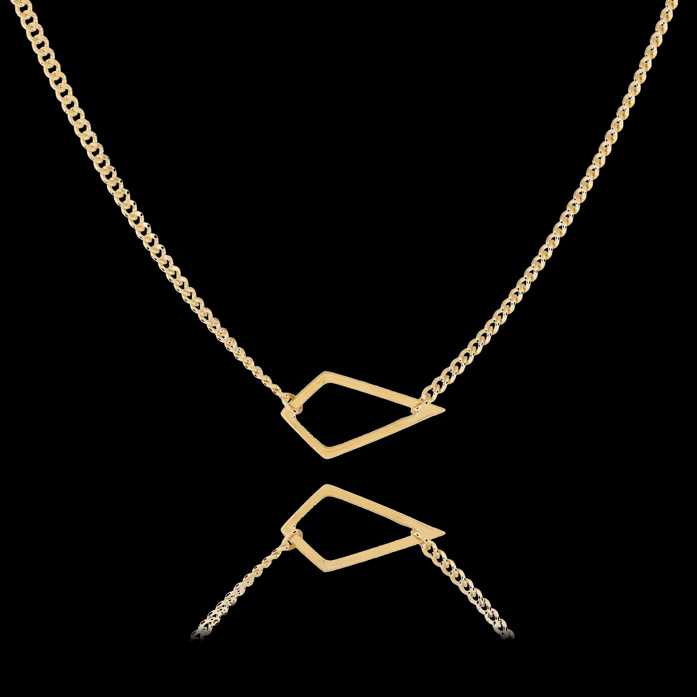 Delt Choker Necklace