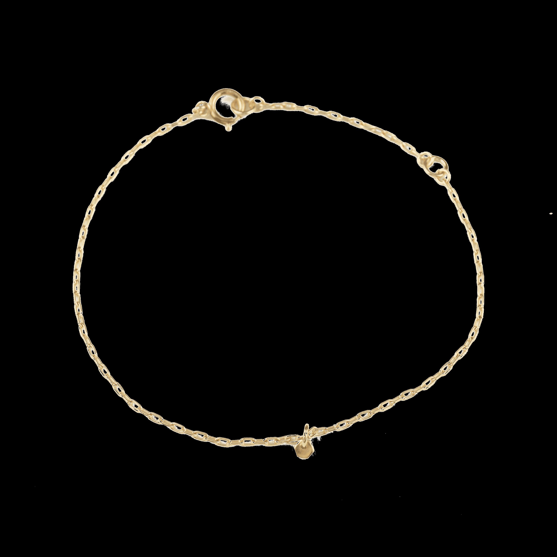Micro Hex Bracelet