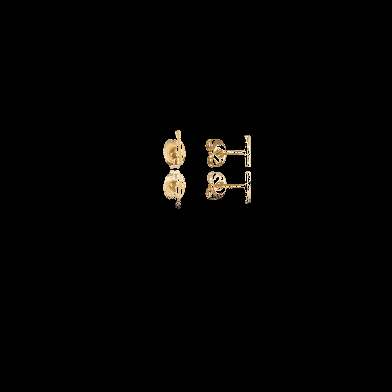 Mini Ingot Earrings