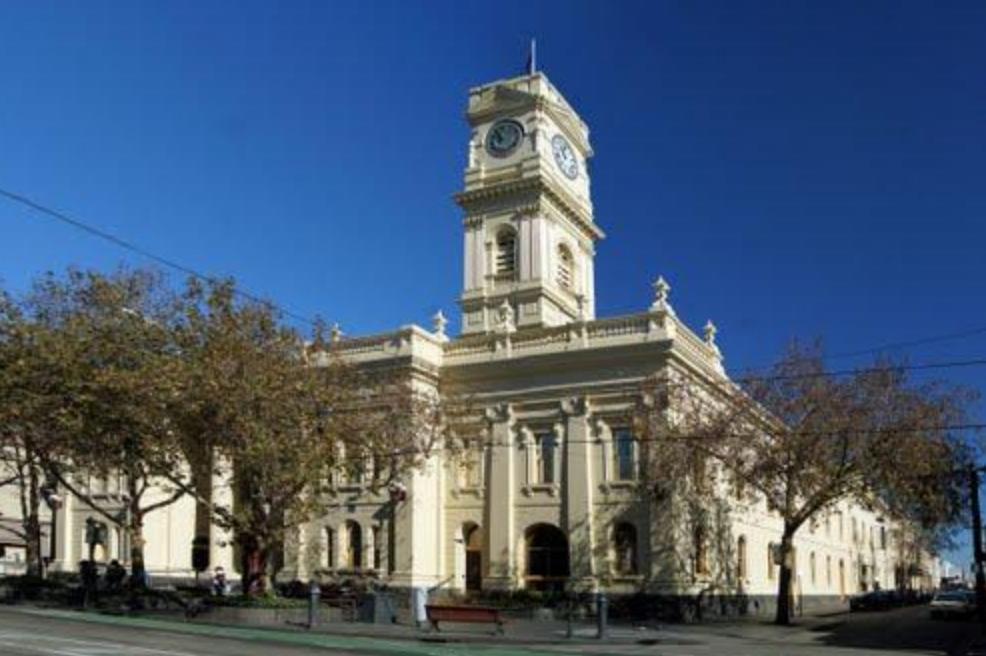 Prahan Town Hall