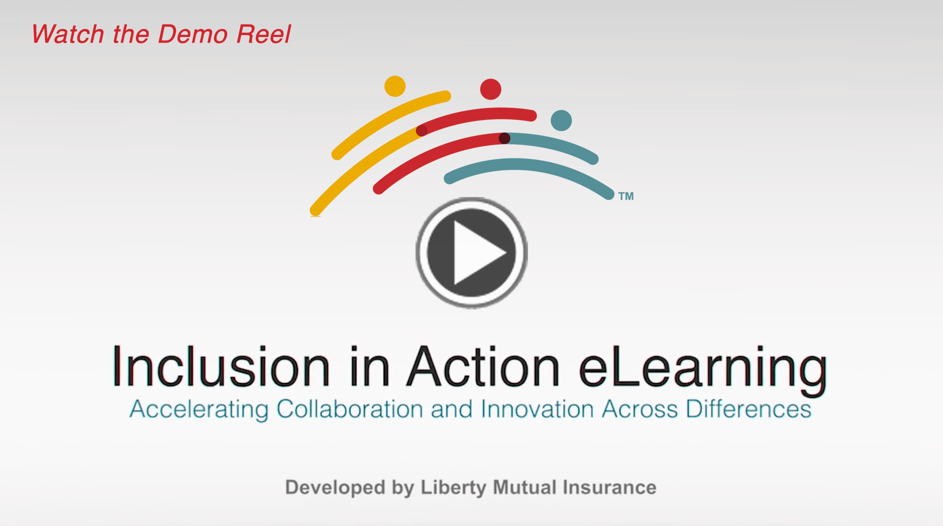 Watch the Demo Reel to learn more about the eLearning course