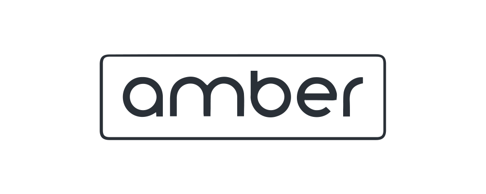 Amber electric logo