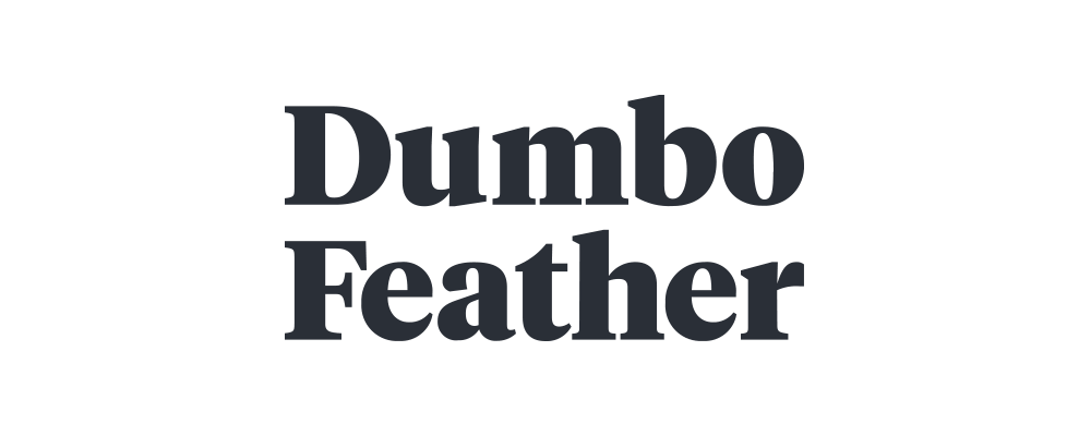 Dumbo Feather logo