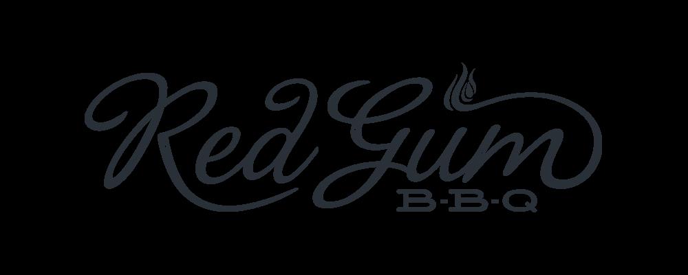 Red Gum BBQ logo