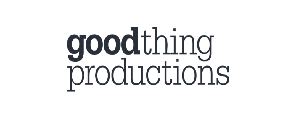 Good Thing Productions logo