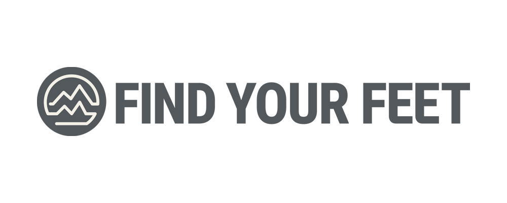 Find Your Feet Australia Logo