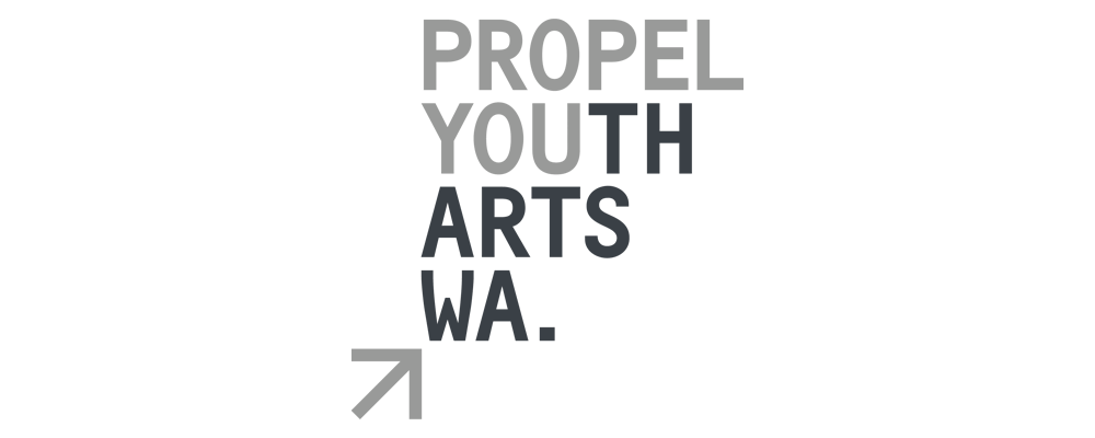 Propel Youth Arts WA logo
