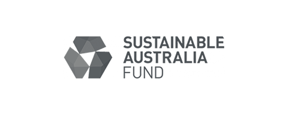 Sustainable Australia Fund logo