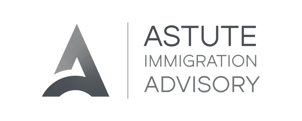 Astute Immigration Advisory logo