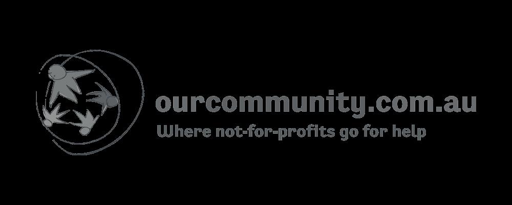 Our Community logo