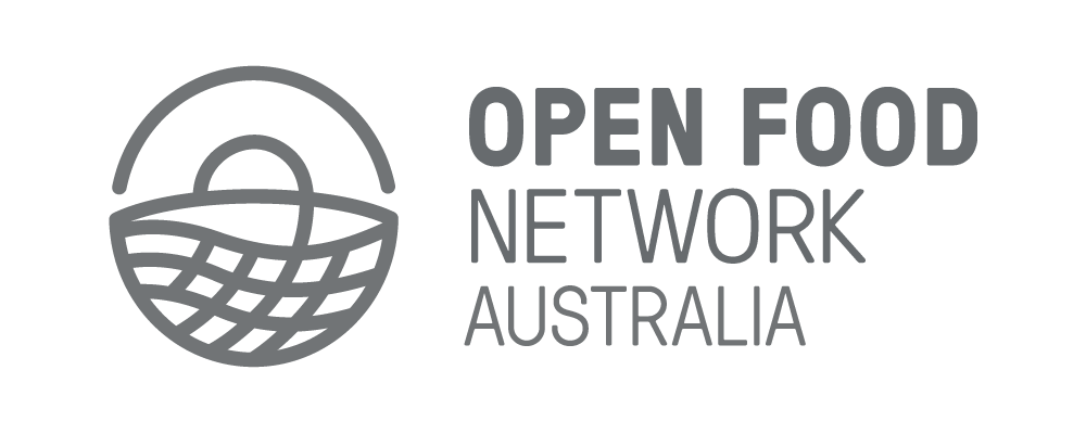 Open Food Network Australia logo