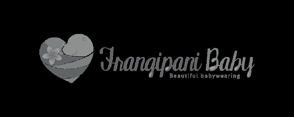 Frangipani Baby logo