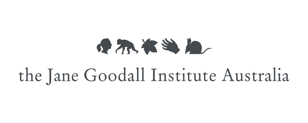 Jane Goodall Institute Australia logo