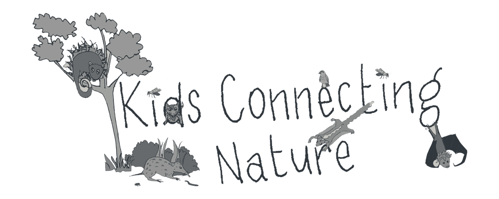 Kids Connecting Nature logo
