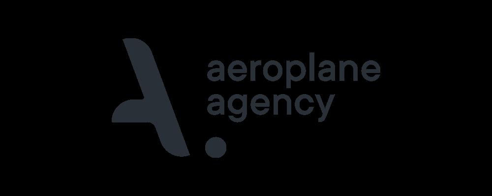 Aeroplane Agency logo