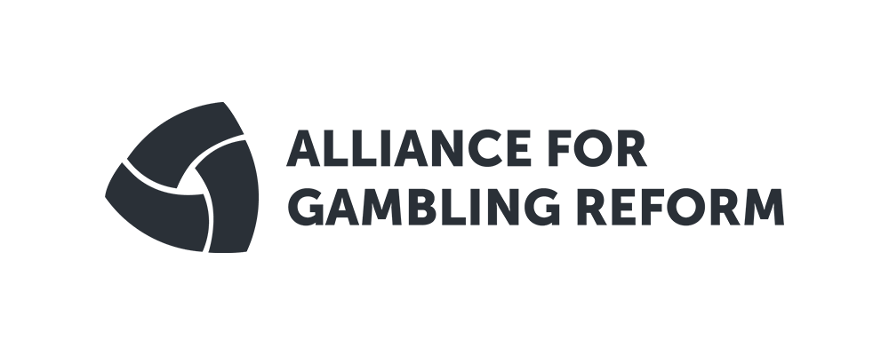Alliance for Gambling Reform logo