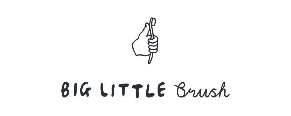 Big Little Brush logo