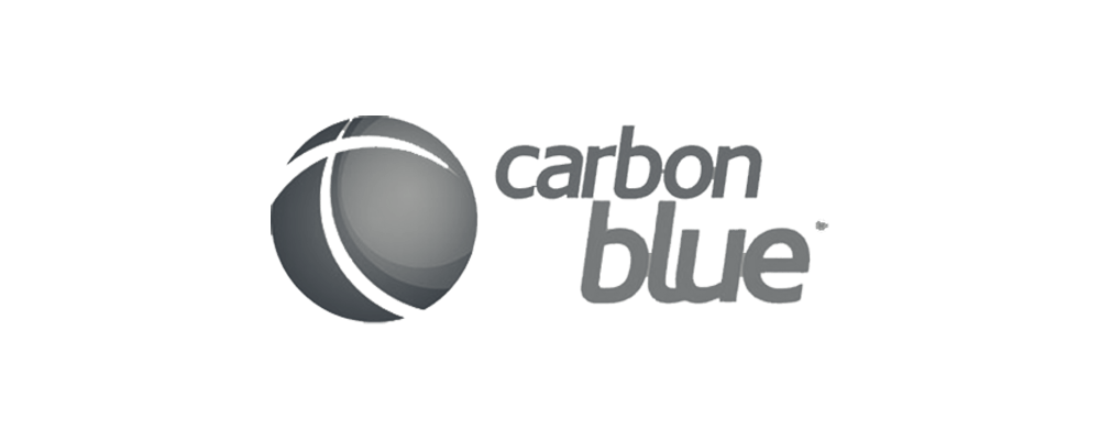 Carbon Blue logo