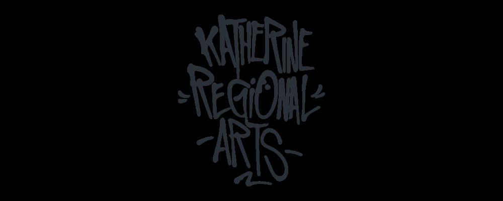 Katherine Regional Arts logo