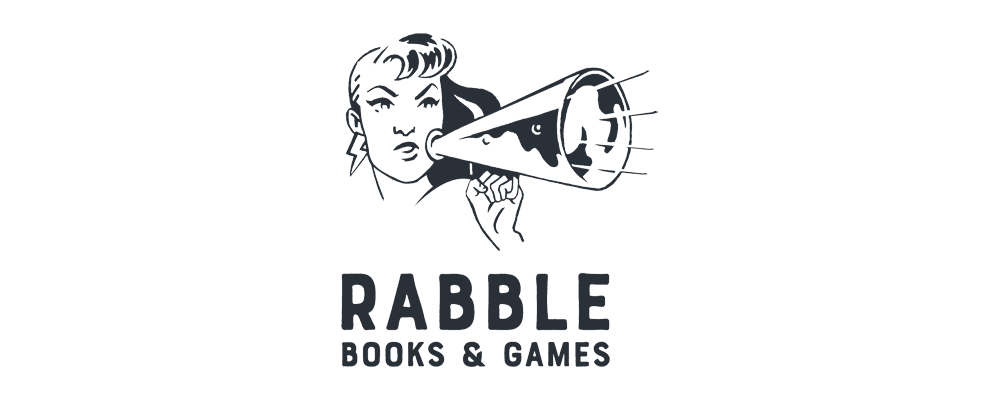 Rabble Books & Games logo