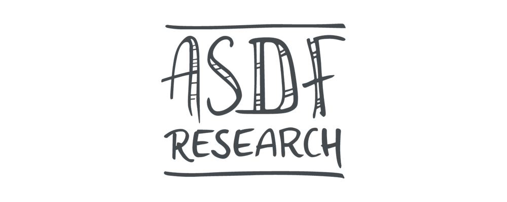 ASDF Research logo