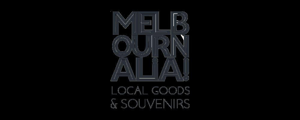 Melbournalia logo