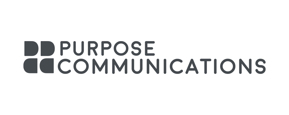 Purpose Communications logo