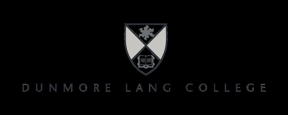 Dunmore Lang College logo