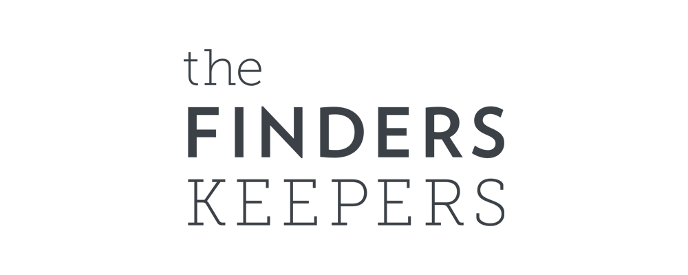 The Finders Keepers logo