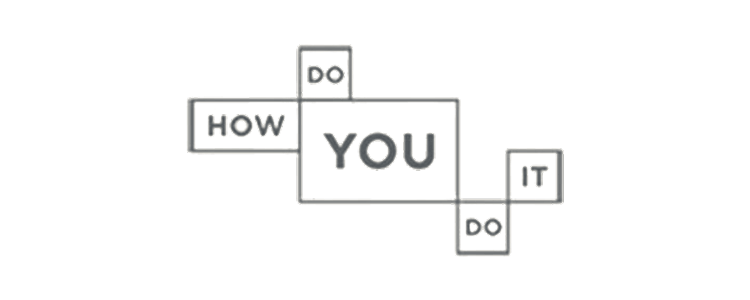 How do you do it logo