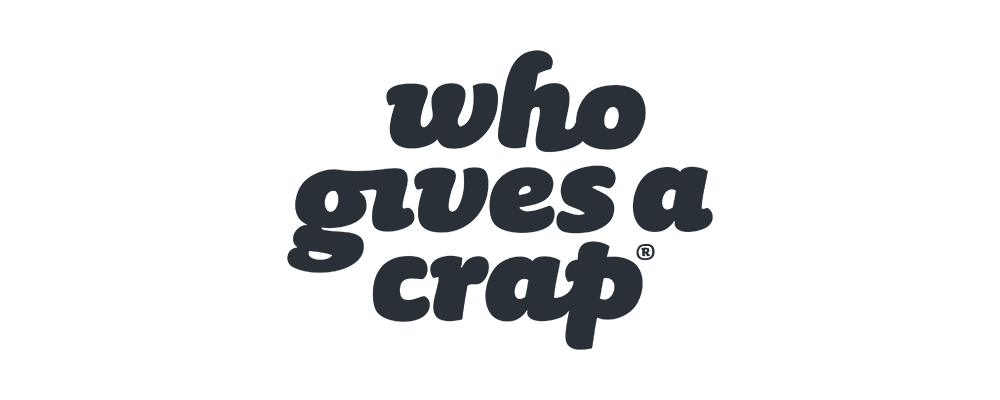 Who Gives A Crap logo
