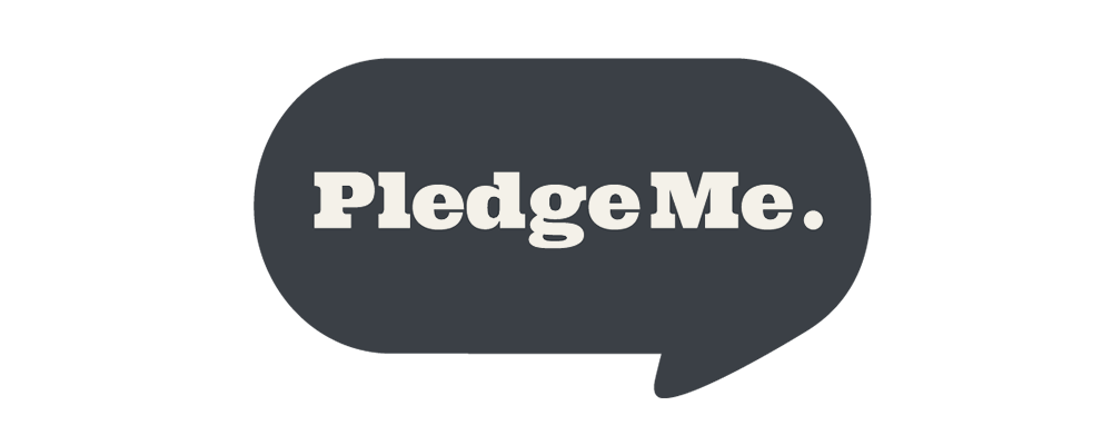 Pledge Me logo