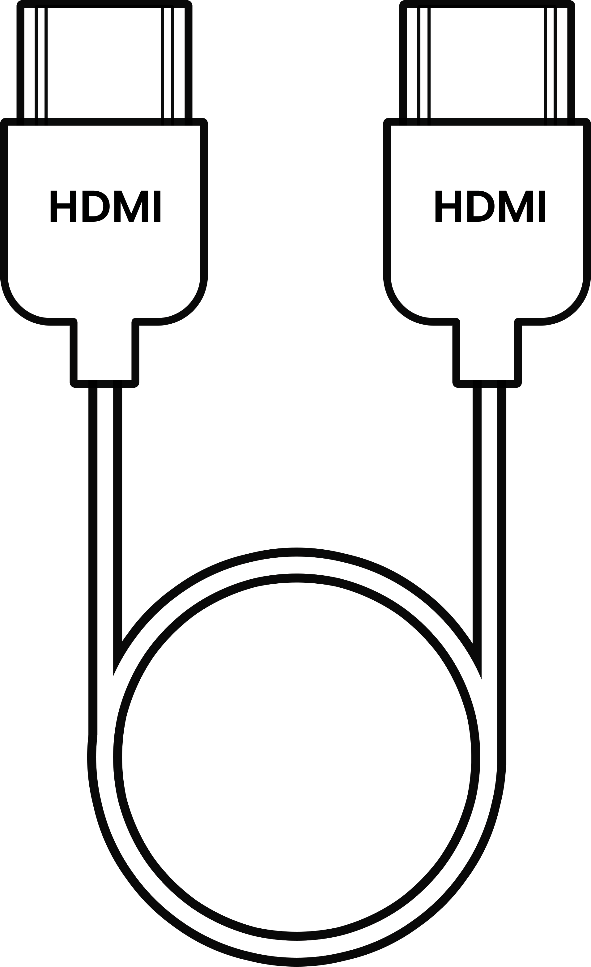 HDMI Cable For Dell Displays