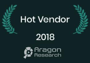 FlatFrog was awarded as Hot Vendor 2018