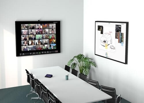 FlatFrog Whiteboard application for your meeting rooms