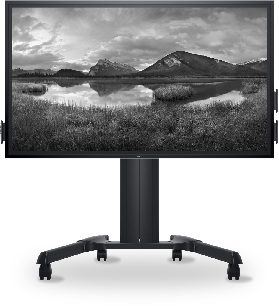 Geekspin review: Dell 75 4K InGlass™ Interactive Monitor